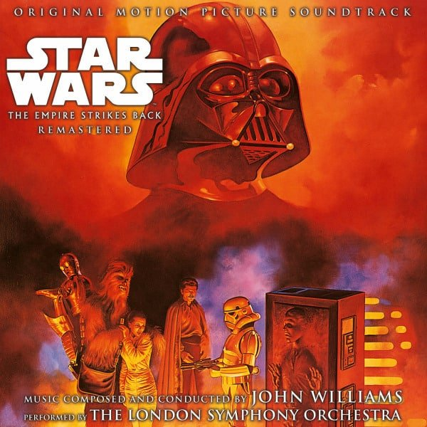 Star Wars: The Empire Strikes Back (Original Motion Picture Soundtrack) by John Williams