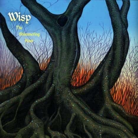 The Shimmering Hour by Wisp