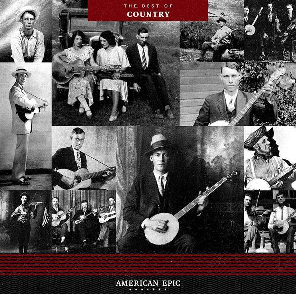 American Epic: The Best of Country by Various
