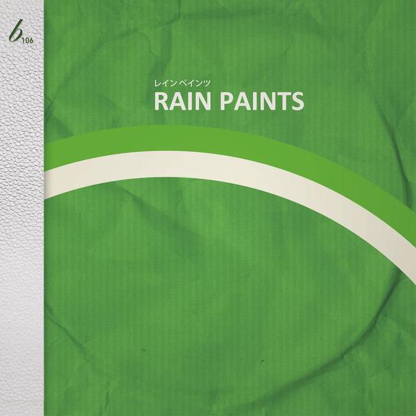 Rain Paints by Rain Paints