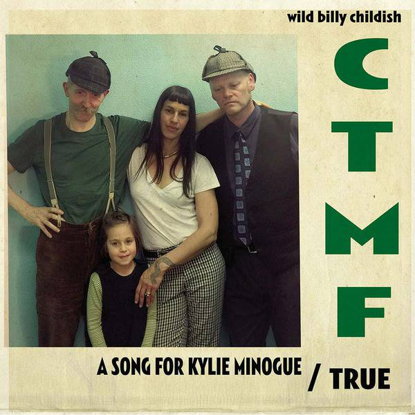 A Song For Kylie Minogue / True by CTMF