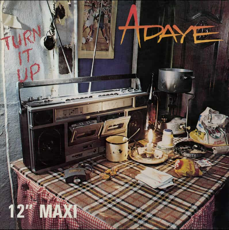 Turn It Up by Adaye