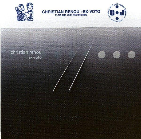 Ex-Voto by Christian Renou