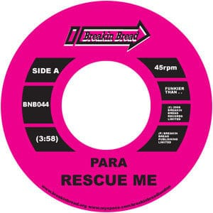 Rescue Me by Para