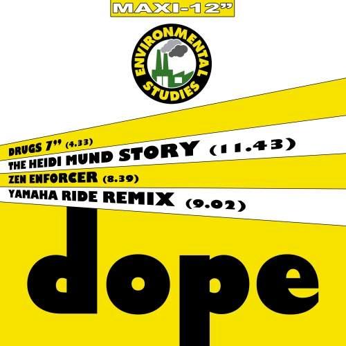Maxi 12 by Dope (Julian Cope)