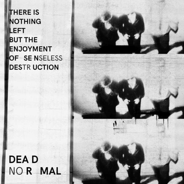 There Is Nothing Left But The Enjoyment Of Senseless Destruction by Dead Normal