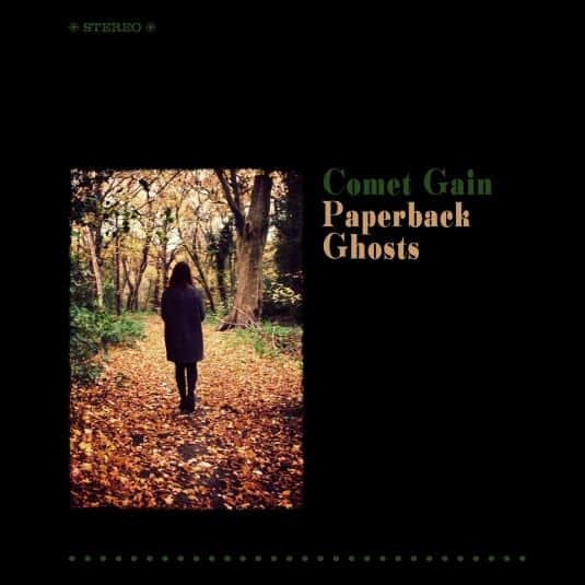 Paperback Ghosts by Comet Gain
