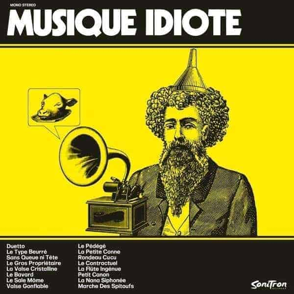 Musique Idiote by Roger Roger