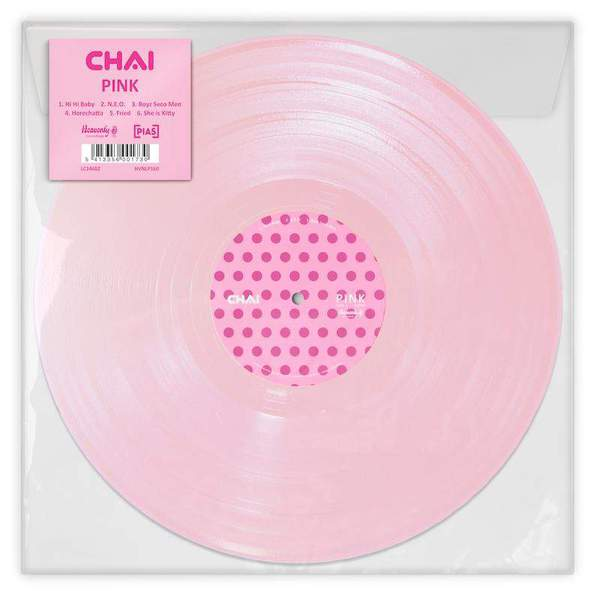 PINK by CHAI
