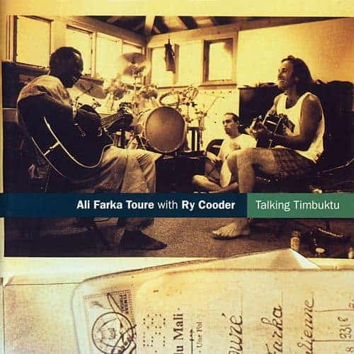 Talking Timbuktu by Ali Farka Toure with Ry Cooder