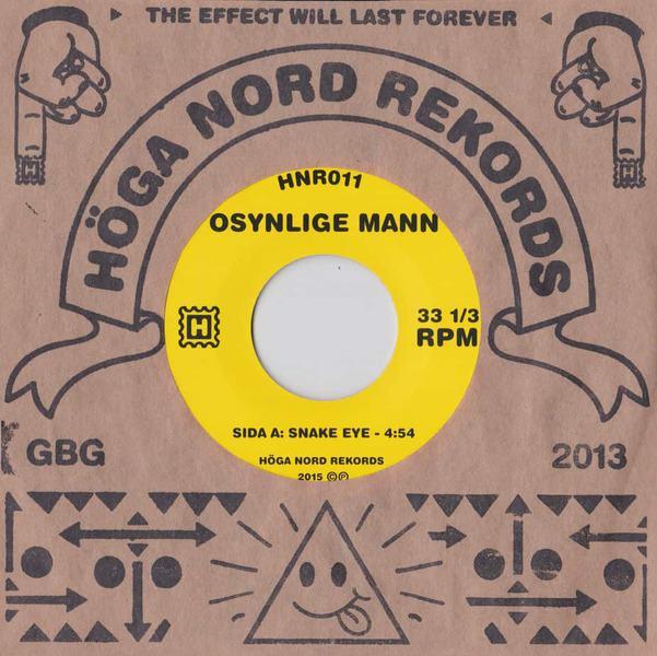 Snake Eye / Electrodes by Osynlige Mann