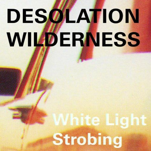 White Light Strobing by Desolation Wilderness