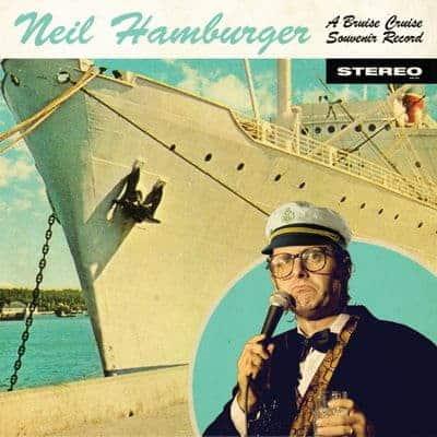 A Bruise Cruise Souvenir Record by Neil Hamburger