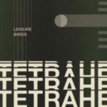 Tetrahedron by Leisure Birds