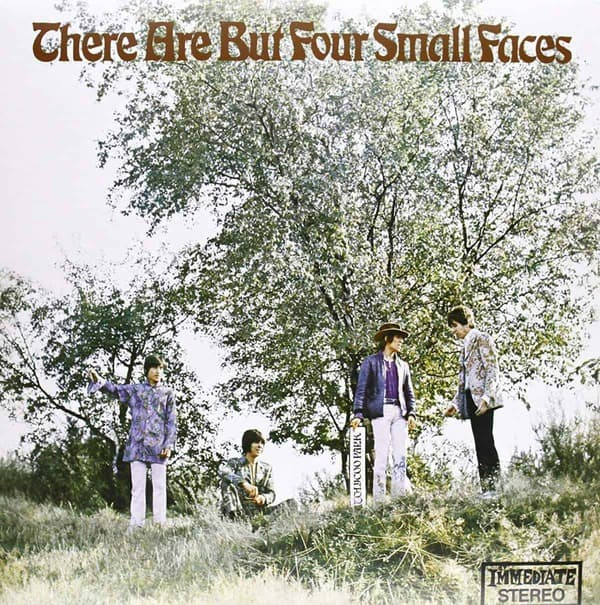 There Are But Four Small Faces by Small Faces