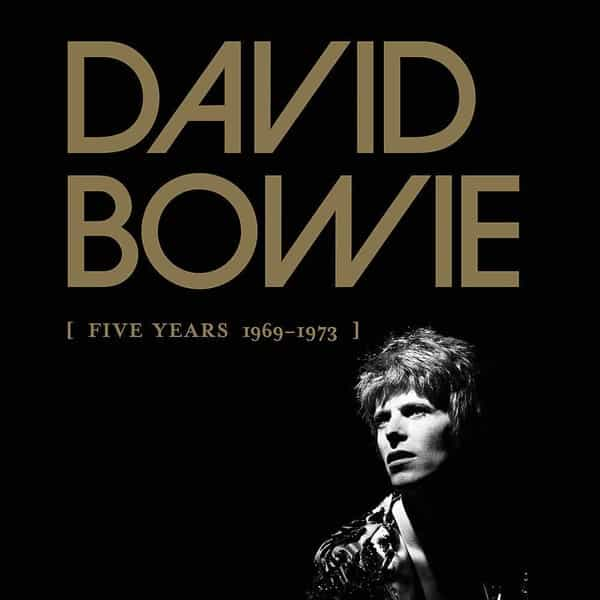 Five Years 1969 – 1973 by David Bowie
