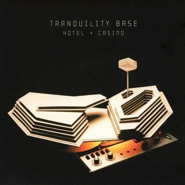Tranquility Base Hotel + Casino by Arctic Monkeys