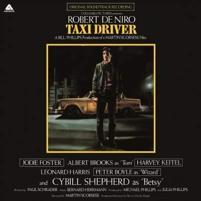 Taxi Driver by Bernard Herrmann