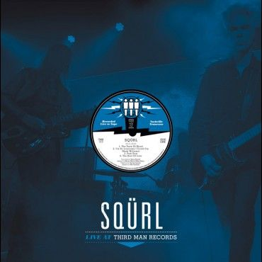 Live at Third Man Records by SQÜRL