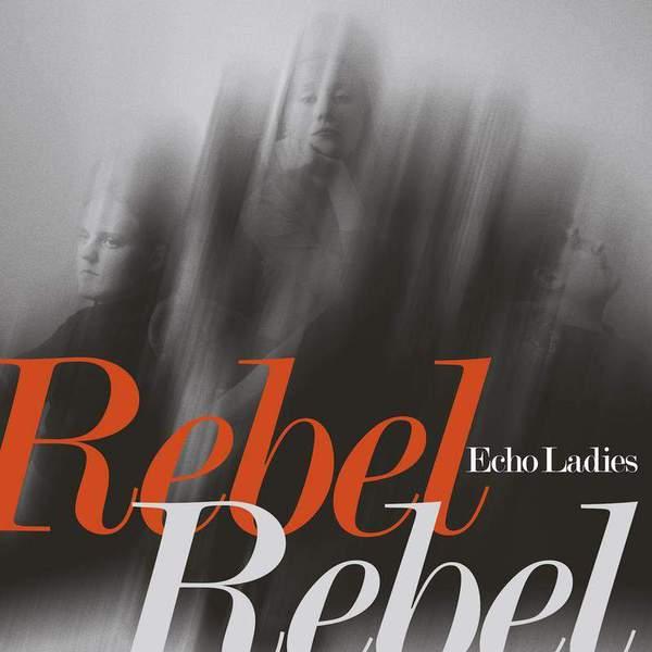 Overrated (Robin Guthrie Version) / Rebel Rebel by Echo Ladies