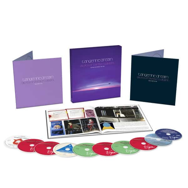 Pilots of Purple Twilight: The Virgin Recordings 1980 – 1983 by Tangerine Dream