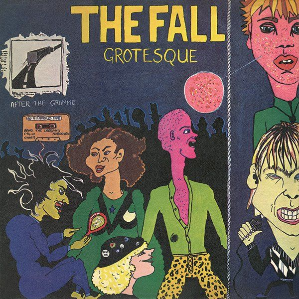 Grotesque (After The Gramme) by The Fall