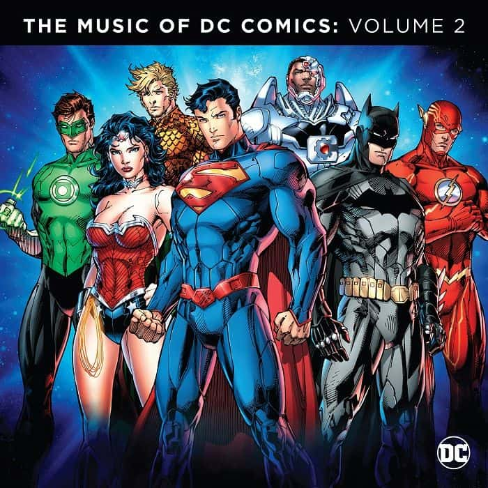The Music of DC Comics - Volume 2 by Various