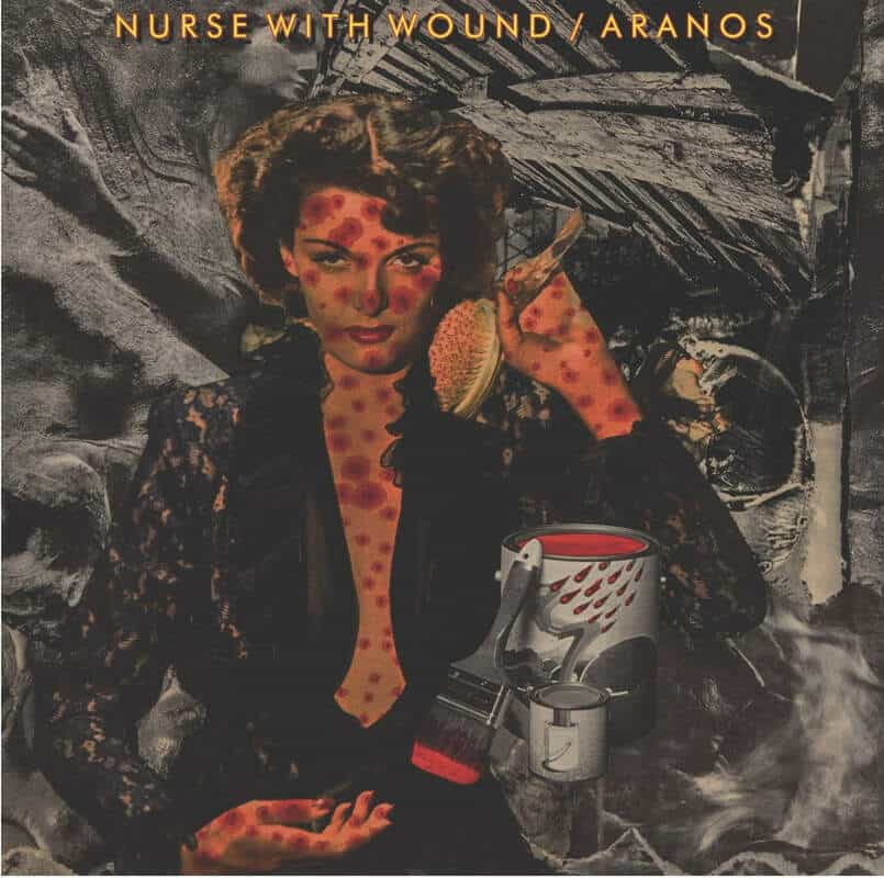 Acts Of Senseless Beauty / Santoor Lena Bicycle by Nurse With Wound & Aranos