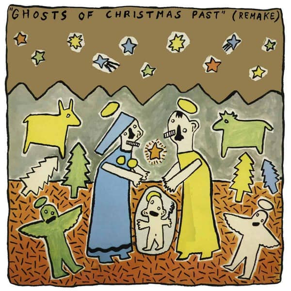Ghosts Of Christmas Past by Various