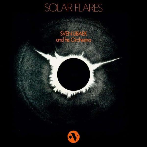 Solar Flares by Sven Libaek
