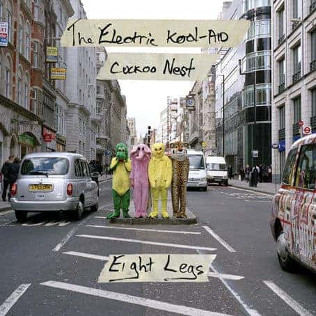 The Electric Kool-Aid Cuckoo Nest by Eight Legs