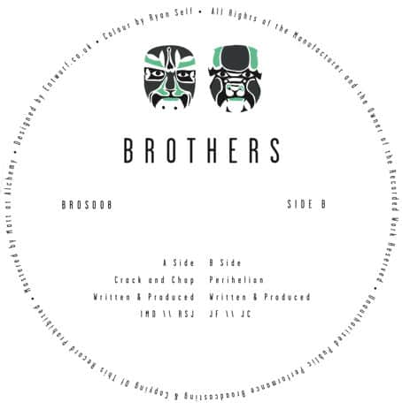 BROS008 by IMD // RSJ / JF // CF