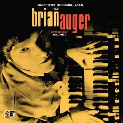 Back to the Beginning... Again: The Brian Auger Anthology - Volume 2 by Brian Auger