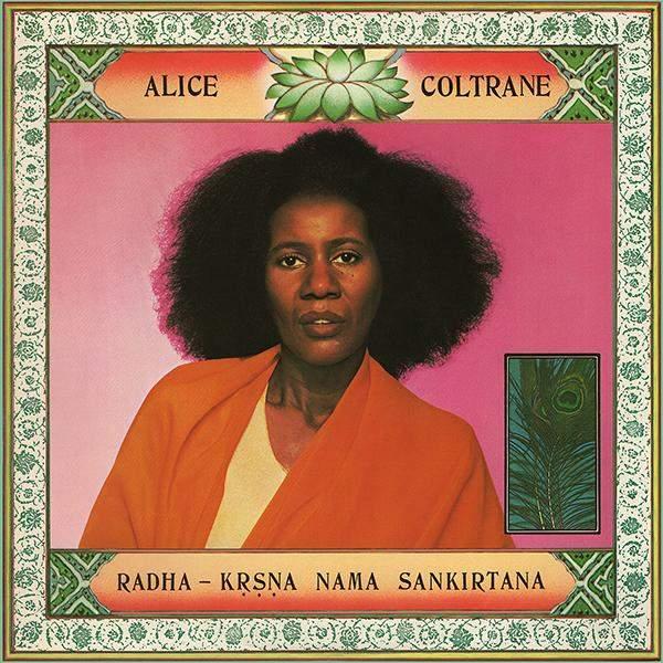 Radha-Krsna Nama Sankirtana by Alice Coltrane