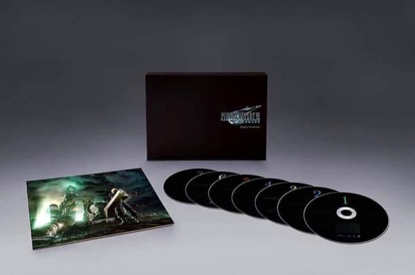 Final Fantasy VII Remake & Final Fantasy VII by Various