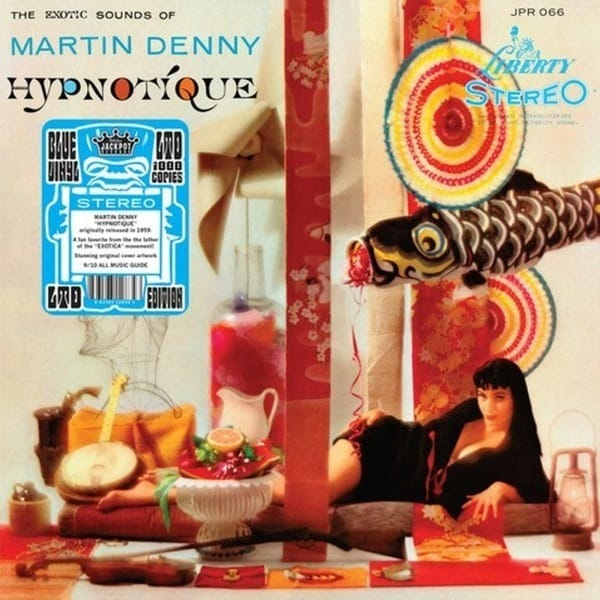 Hypnotique by Martin Denny