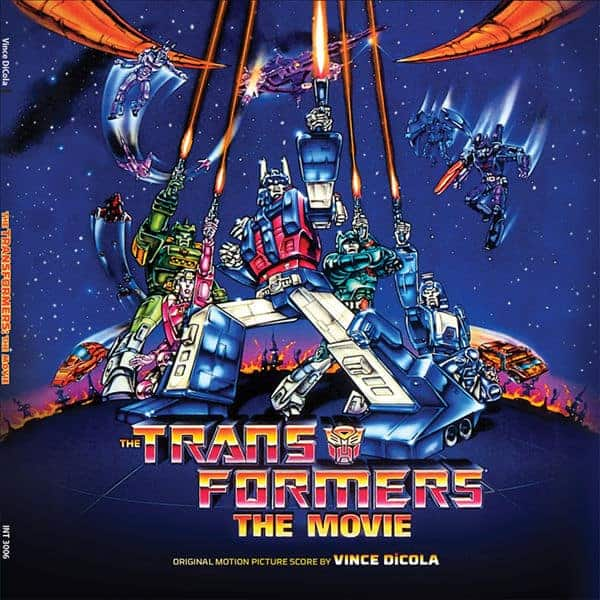 The Transformers: The Movie by Vince DiCola