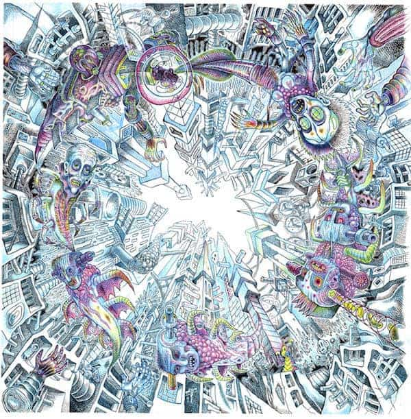 Devotional Songs by Shackleton with Ernesto Tomasini