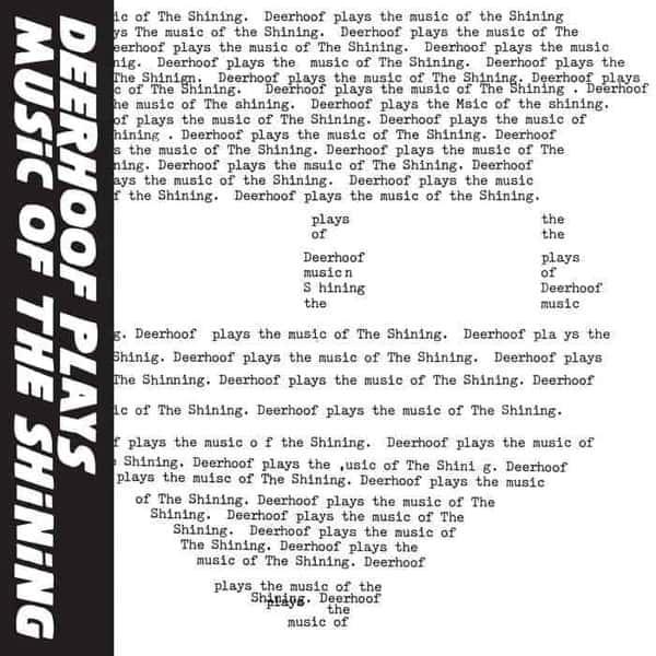 Deerhoof Plays Music Of The Shining by Deerhoof