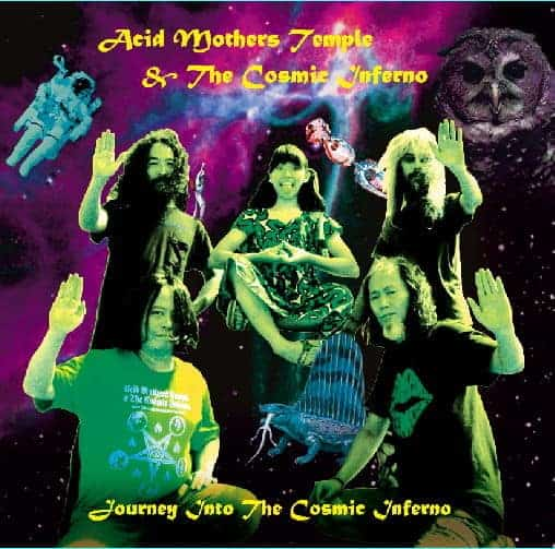 Journey Into The Cosmic Inferno by Acid Mothers Temple & The Cosmic Inferno