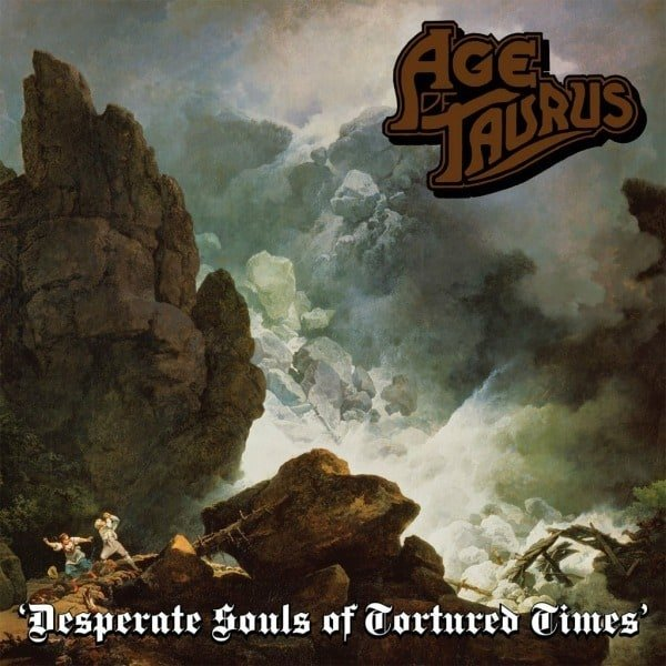 Desperate Souls Of Tortured Times by Age Of Taurus