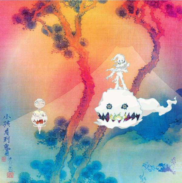 Kids See Ghosts by Kid Cudi & Kanye West