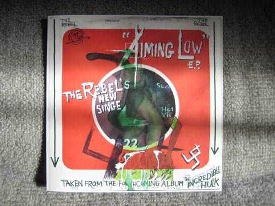 Aiming Low EP by The Rebel