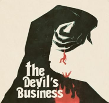 The Devil's Business by Justin Greaves