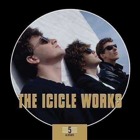 5 Albums by The Icicle Works
