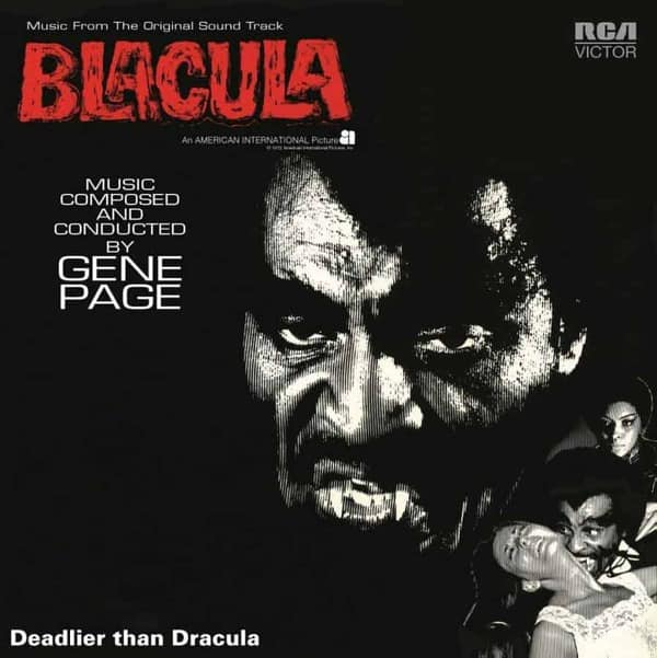 Blacula (Music From The Original Sound Track) by Gene Page