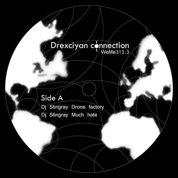 Drexciyan Connection by DJ Stingray/ Heinrich Mueller