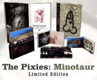 Minotaur Limited Edition by Pixies