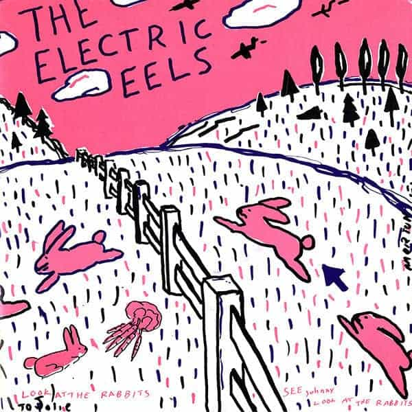Spin Age Blasters / Bunnies by Electric Eels