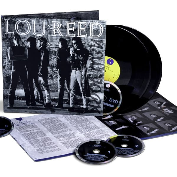 New York (Deluxe Edition) by Lou Reed